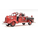 1938 Ford Fire Engine Truck 金屬消防車