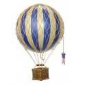 Travels Light Hot Air Balloon / Blue Mid